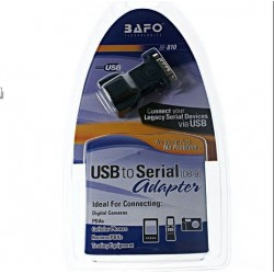 کابل usb به RS232 (سریال) مدل بافو BF-810