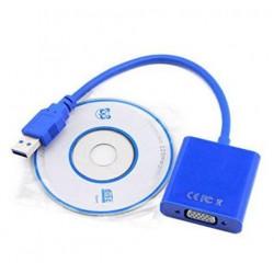 مبدل USB3 به VGA